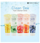 TONY MOLY Foam Cleanser 180ml Clean Dew Olive Seed Remover 5 Kind Korea Cosmetic