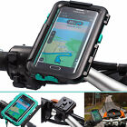 Motorcycle Quick Release Helix Bike Strap Mount + Case for Galaxy S6 Edge 5.1""