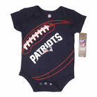 New England Patriots Baby Infant Newborn Creeper Romper Bodysuit Gift