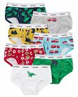 Carter's    Boys' 7-Pack Cotton Briefs    MSRP$24.00   2/3, 4/5, 6/7, 8
