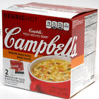 Keurig Hot Campbell's K-Cup 2 cups Homestyle chicken broth & Noodle soup classic