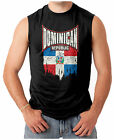 Dominican Republic Flag - Dominican Pride Men's SLEEVELESS T-shirt