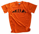 Standard Edition Scooter I Evolution mopedfahrer  KINDER T-Shirt 104-164