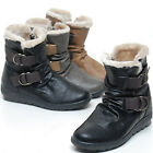2ssd08580 winter fur winter belted boots Made in korea