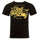 Official T Shirt FALL OUT BOY Black BOMB Band Tee All Sizes