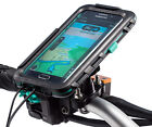 Motorcycle Metal Bike U-Bolt Mount + Waterproof Case for Galaxy S6 / S6 Edge 5.1