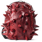 MadPax Later Gator Half Pack Unisex Backpack Zip Bag Synthetic in Red New