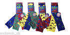 6 Pack of Childrens/Kids Cotton Rich Novelty Fast Dinosaur Socks