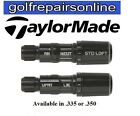M1 & M2 Taylor Made Adaptor/Sleeve+Ferrule .335 or .350 Tip for Drivers/Fairways