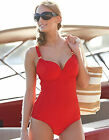 Martinique Swimsuit by Bravissimo SW171 IN RED COLOUR !!!!!!!!!!!!!!!