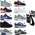 New Kids Running Sports Air Max Trainers School Leather Lace Up Shoes Sizes Uk