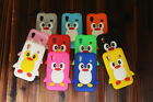 Clearance Sale 3D Penguin Soft Silicone Case Cover For Samsung Galaxy Ace S5830