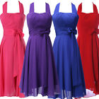 Women Summer Short Bridesmaid Graduation Prom Gowns Party Formal Evening Dresses