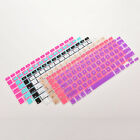 "Silicone Keyboard Skin Cover Case for Macbook Air Pro 13"" 15"" 17"" Inch UK13"