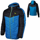 PUMA MENS ACTIVE NORWAY FULL ZIP JACKET - NEW WINTER WARM COAT THERMAL INSULATE