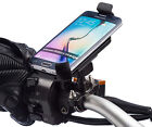 Bike Motorcycle U-Bolt Mount + Universal One Holder for Samsung Galaxy S6 Edge