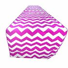 ArtOFabric Decorative Cotton Chevron Print Table Runner 12 X 72 Inch