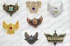 spille league of legends LOL pin spilla cosplay gadget divisioni nuovo platino