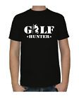 GILF HUNTER PORNO SEX Bitch Party Fan Gag T-Shirt schwarz Geschenk