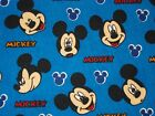 Disney Mickey Expressions Quilting Fabric, 100% Cotton, Fat Quarter, By the Yard