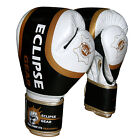 Midas - Genuine Leather Gel Boxing MMA Bag Gloves by  Eclipse Gear