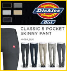 Внешний вид - DICKIES GIRLS HH164 SKINNY FIT 5-POCKET Stretch Twill Low rise  ALL COLOR PLUS