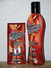 2016 SUPRE HOT CARAMEL APPLE 15X BRONZER TANNING LOTION U-PICK 1-3 BOTTLES/PKTS