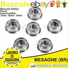 BOCCOLE SOFTAIR IN ACCIAIO 6MM 7MM 8MM - JS TACTICAL/ROYAL/CORE