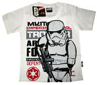 Kids STAR WARS REBELS STORMTROOPER cotton summer t-shirt Size S-XL 4-9y FreeShip