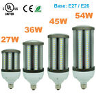 High Quality E26/E27 Base Led Corn Bulb Outdoor Street Light UL CE Certificated