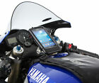 Motorcycle Fork Stem Mount + Waterproof Tough Case for Samsung Galaxy S4