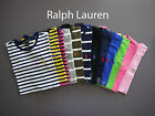 NWT POLO RALPH LAUREN WOMEN'S SHORT SLEEVE CREW-NECK JERSEY SPORT T SHIRT TOP
