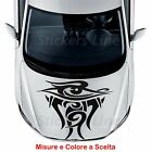 Fiamme adesive Adesivi cofano auto tuning Fiamma 4Eye COFANO car stickers decals