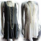 1920s Flapper Charleston Gatsby Dress **SECONDS** UK 6 8 10 12 14 16 NEW €49,99