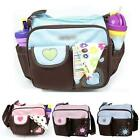 Designer New baby Diaper Tote Handbag messenger Shoulder bag suit for Mommy