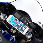 """Motorcycle Bike Fork Stem Powered Mount + Holder for iPhone 6 6s plus 5.5"""""""