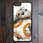 BB-8 Star Wars Movie Show Apple iPhone 4/4s 5/5s 5c 6/6s 6/6s Plus Case Cover