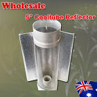 """Hydroponics Wholesale 6x/10x 5"""" Cooltube Air Cooled Reflector For MH HPS Lamps"""