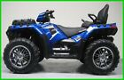 2015 Polaris Sportsman Touring 850 SP ALMOST NEW SUPER LOW MILES AND HOURS