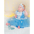 Babies Girls Princess Cinderella Official Disney Baby Fancy Dress Costume Outfit