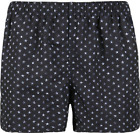 Jockey USA Originals Navy Stars Swim Shorts (63614)