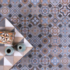 TILE DEALS / SAMPLES VENICE VINTAGE MOSAIC PATTERN VICTORIAN WALL & FLOOR TILES