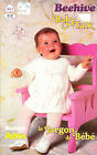PATONS #463 BABY TALK BEEHIVE ASTRA BABY KNITTING BOOK