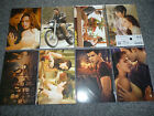 TWILIGHT 4 BREAKING DAWN Japan POSTCARDx8 set Edward Pattinson Kristen Stewart