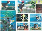"""KIKI'S DELIVERY SERVICE POSTCARDS OR FRAMEABLE PICTURE 4""""X6"""" DIFFERENT SCENES"""