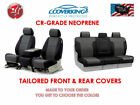 Coverking Neoprene Front & Rear Seat Covers for Toyota Tundra 2000-2006