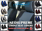 Coverking Neosupreme Custom Fit Front Seat Covers for Ford Mustang