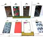 Sonix Inlay Designer Dual Layer Impact Protection Case for iPhone SE / 5 / 5s