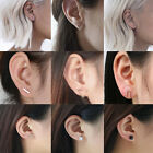 Minimalist New Fashion Punk Rock Retro Earring Ear Stud Jewelry Piercing