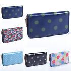 *****New Cath Kidston Zip Around Purse Wallet - All colours and Styles*****